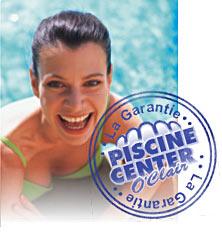 Garantie Piscine Center